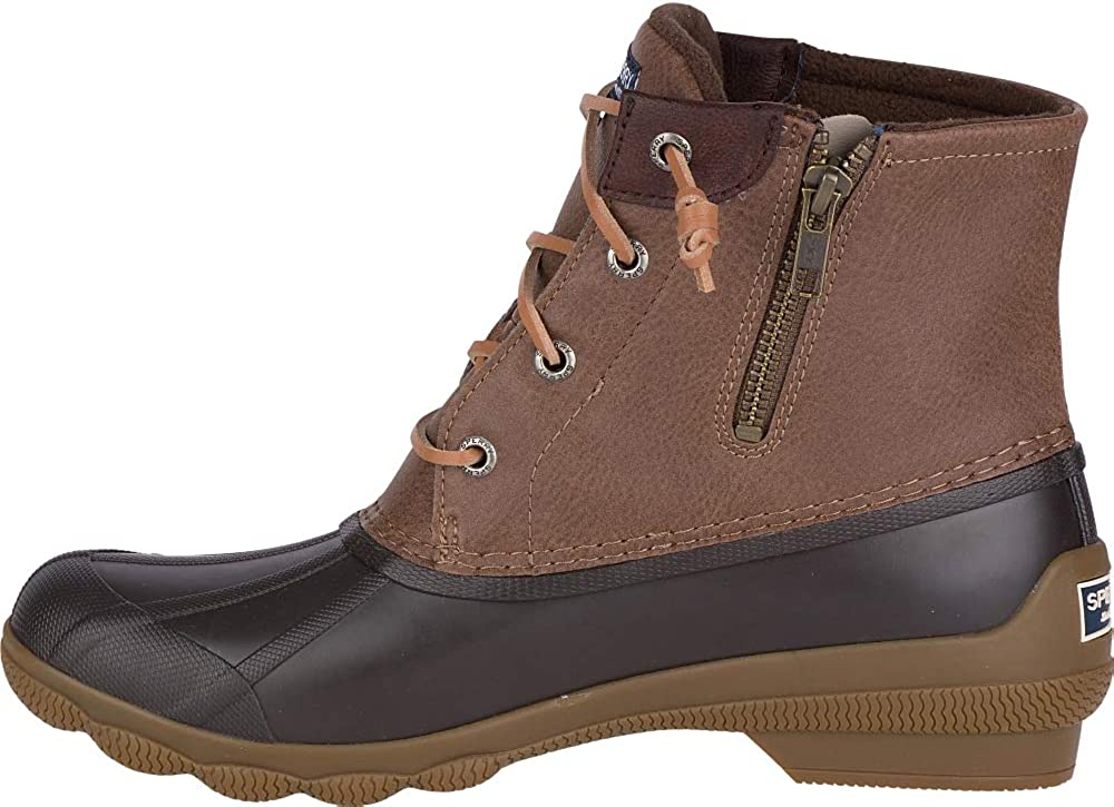Sperry Syren Gulf Waterproof Lace Up Ankle Duck Boots Women/'s Size 6 M US