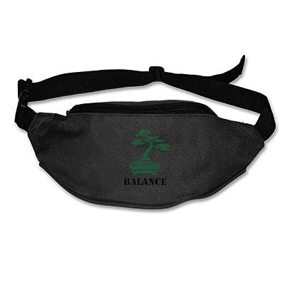 Bonsai Tree Balance Adjustable Gym Bag Shoulder Bag
