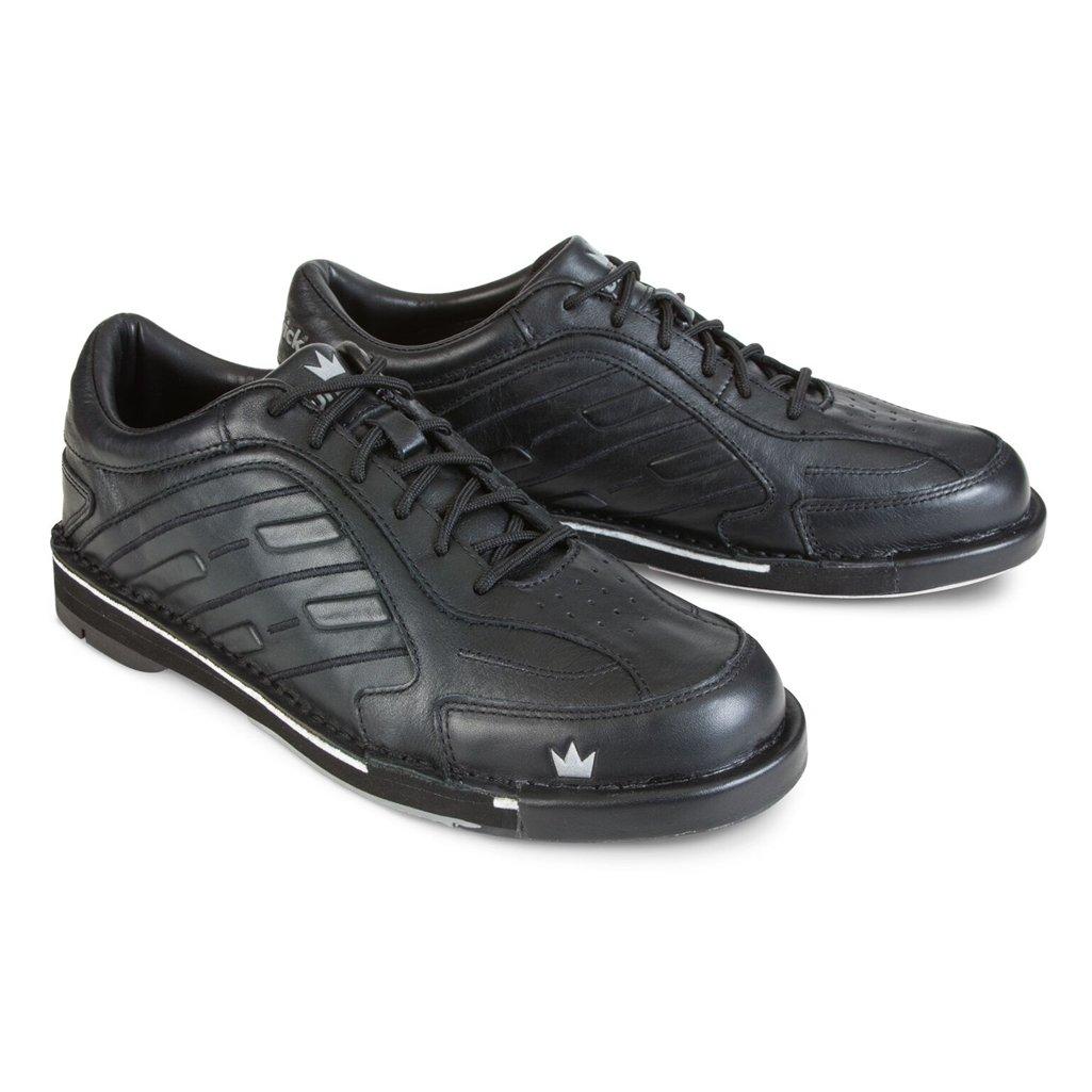 チームBrunswick Mens Bowling shoes-ブラック B073GG4SH8 Size 10.5|ブラック ブラック Size 10.5