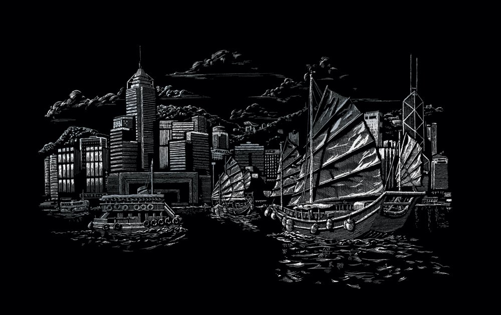 Sydney Opera House Royal and Langnickel Famous Places Engraving Art