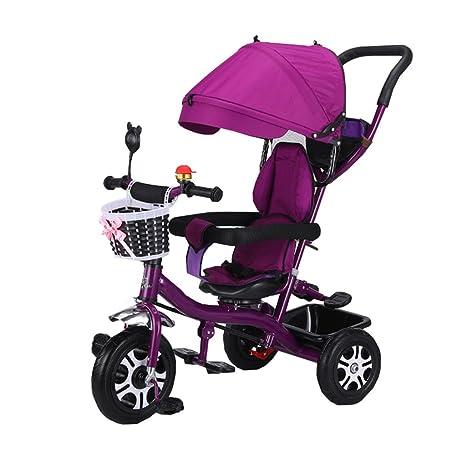 Triciclos para niños con llanta sólida 4-en-1 Durante 6 ...