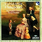 Boyce: 8 Symphonies