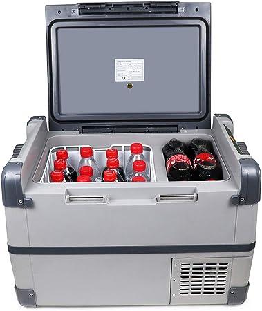 YUTGMasst Nevera Portátil Eléctrica con Compresor (28 litros ...