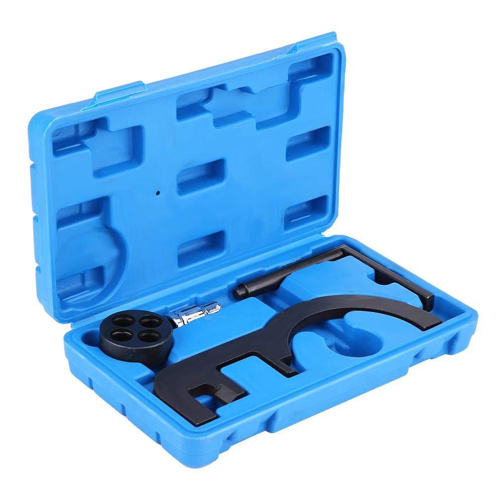 N47 N47S Kit di attrezzi per catena del motore diesel a doppio albero a camme e cinghia di bloccaggio 4 pezzi