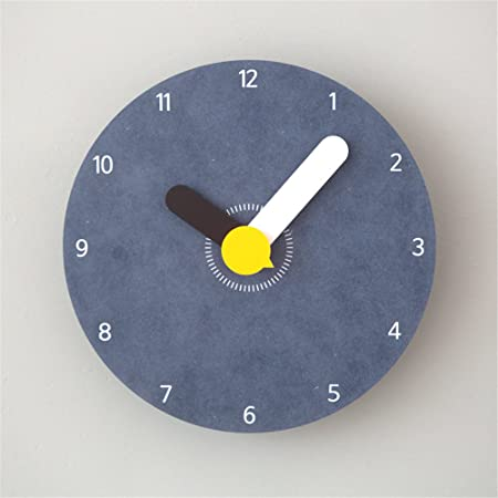 Amazon.com: Watch trumpet creative Wall clock modern cartoon ...