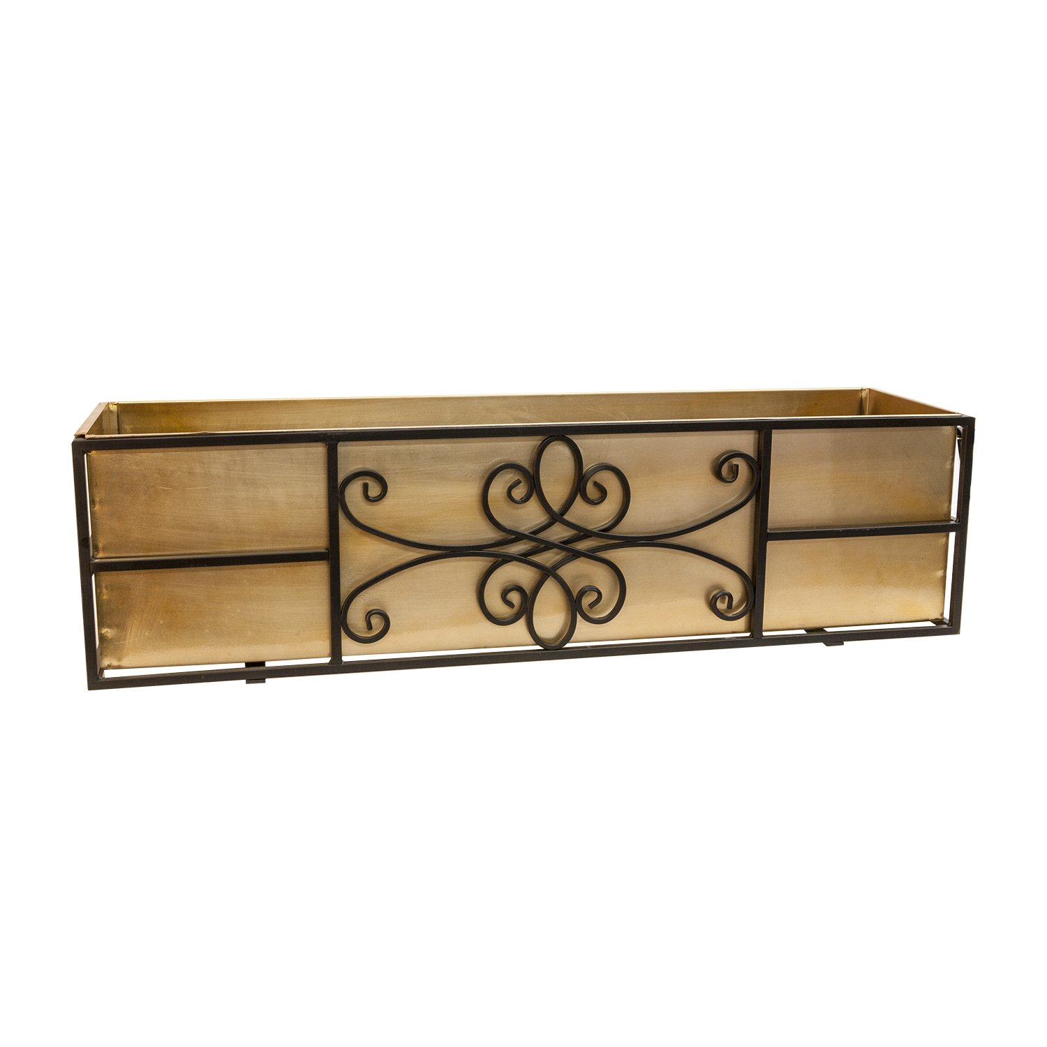 Panacea Quatrefoil Window Box, 36'' by Panacea