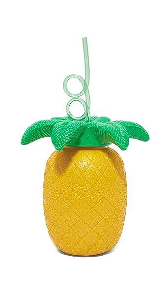 Amazon.com: Sunnylife - Vaso de playa con pajita giratoria ...