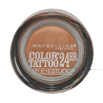Amazon.com : Maybelline Color Tattoo 24HR Limited Edition ~ 100 ...