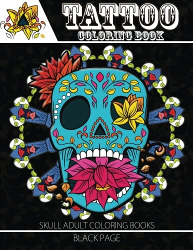 44 Tattoo Coloring Book For Adults Pdf HD