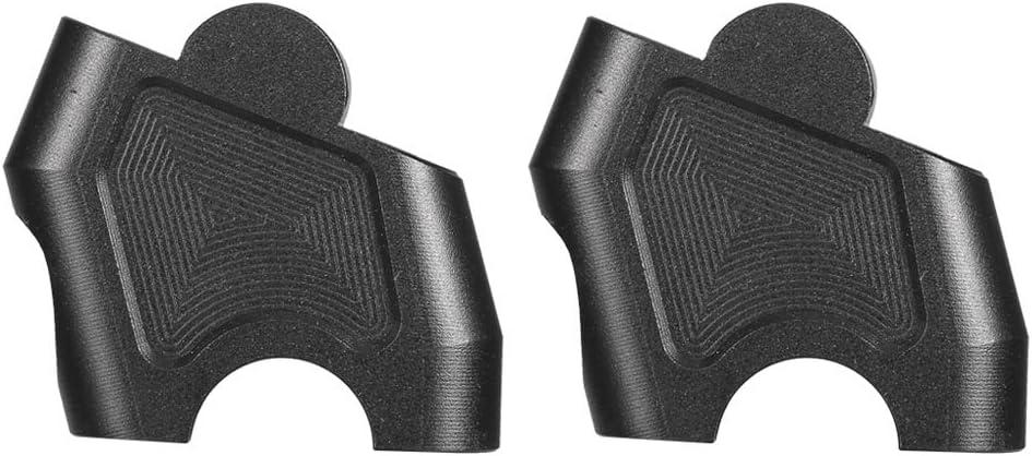 Qiilu Handlebar Risers CNC Motorcycle Riser Lifting Lift Kit for Honda NC700X NC700S NC750X NC750S CB500F CB500