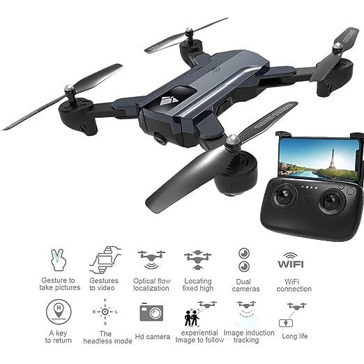Drone, adecuado para principiantes, mejor Drone adulto, Wifi720P ...