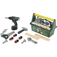 Theo Klein-8520 Bosch Tool Case Con Atornillador De