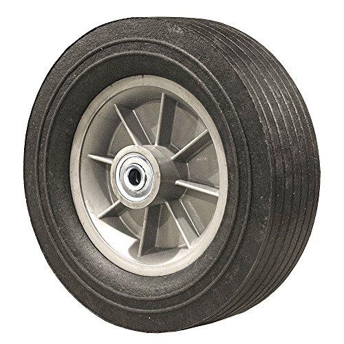 "10 Inch Flat Free Hand Truck Tire - Wheel 10"" x"