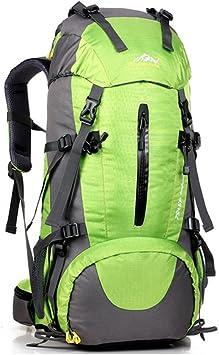 TimeCollect 50L mochila de senderismo, Camping viaje Trekking ...