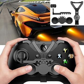 Ocamo Mini Volante Xbox One S/X Controlador Add-on Accesorios de ...
