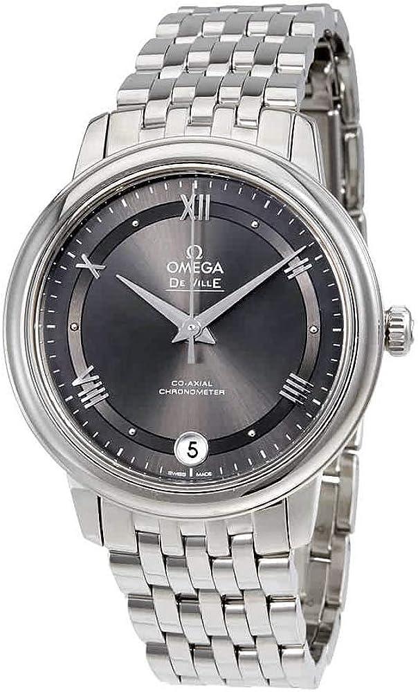 Omega De Ville 424.10.33.20.06.001 - Reloj automático para mujer