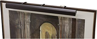 """product image for House of Troy T36-81 Traditional Picture Light, 36"""", Mahogany Bronze"""