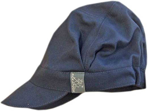 PICKAPOOH Hat 100/% ORGANIC COTTON sun protection Panama Summer Baby Girl Boy Cap
