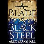 A Blade of Black Steel: Crimson Empire, Book 2 | Alex Marshall