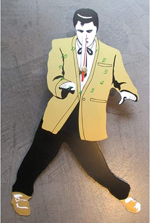 hotrodspirit Elvis Presley - Péndulo para Pierna móvil, Disfraz ...