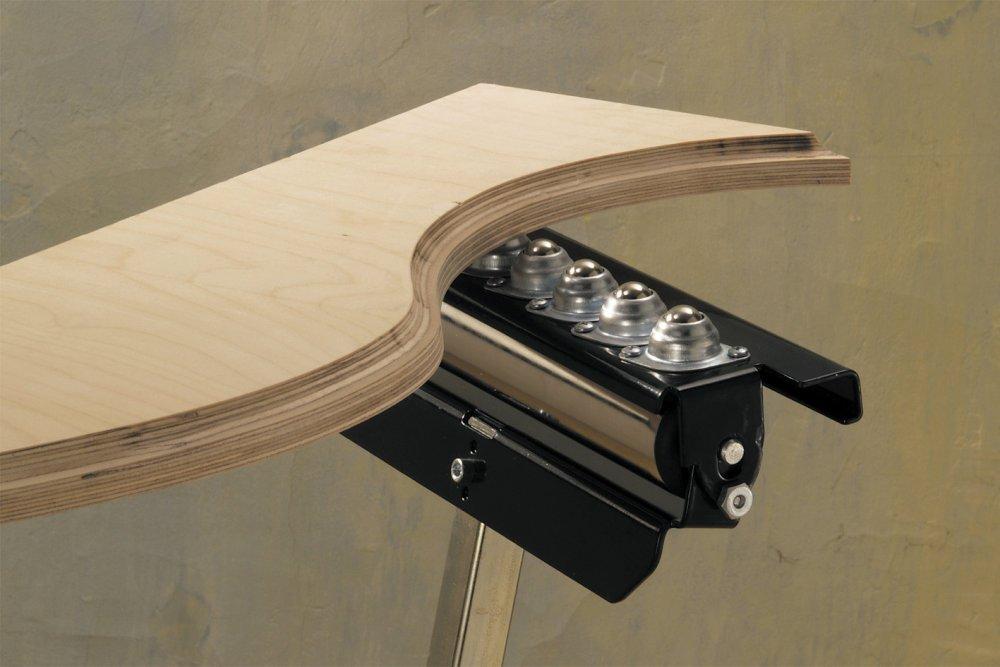 Wolfcraft 6102300 Multi-Functional Roller Bracket