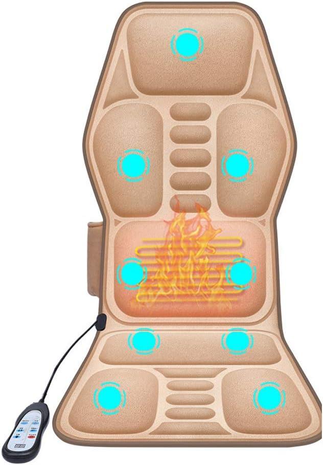 masajeador de cuello y hombros shiatsu con vibración