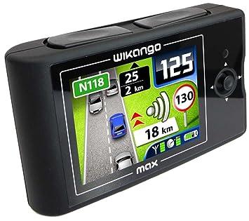 Wikango - Detector de radares Max Millenium - Suscripción De Vida: Amazon.es: Informática