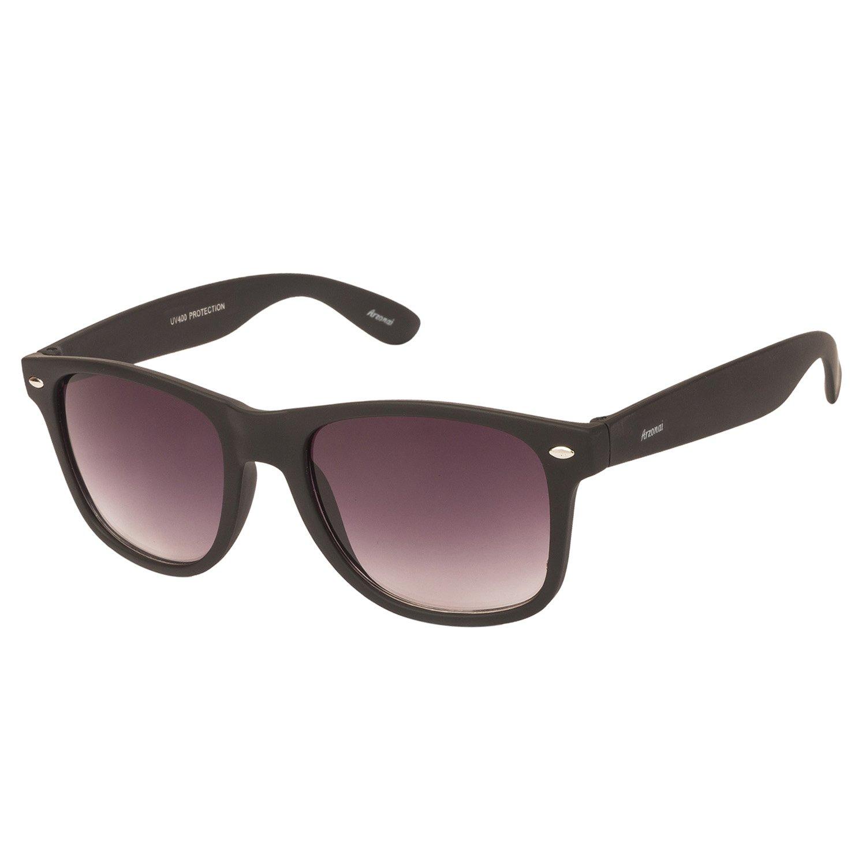 Arzonai Classic Black Wayfarer UV Protection Sunglasses For Men & Women