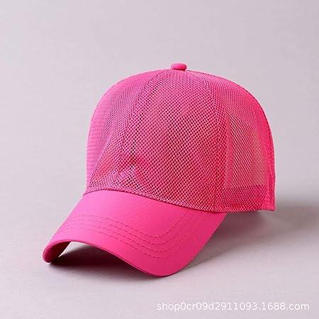 sdssup Sombrero de Red para Hombre Sombrero de Sol para Mujer ...