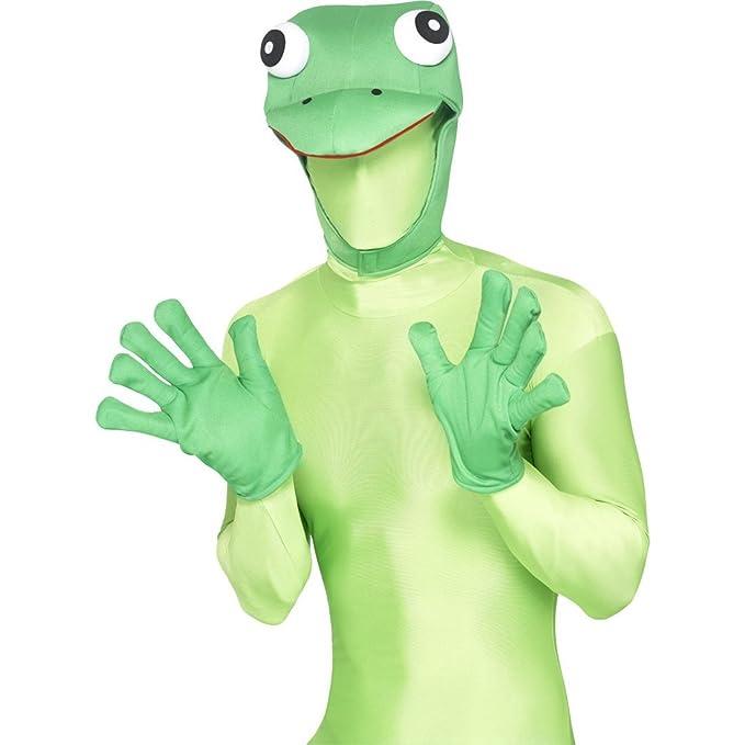Frosch Kostüm Set Kostümset Kermit Froschkostüm Tierkostüm Tier Kostüm Outfit