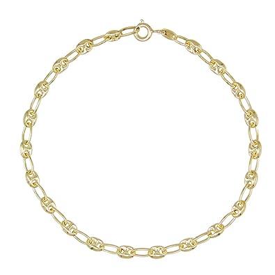 d9c773e4b09203 L Atelier d Azur - Bracelet Femme Or 18 Carats - 750 000 - Maille ...