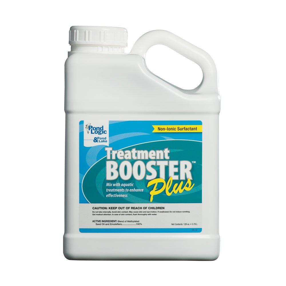 Pond Logic Treatment Booster Plus, 1 gal