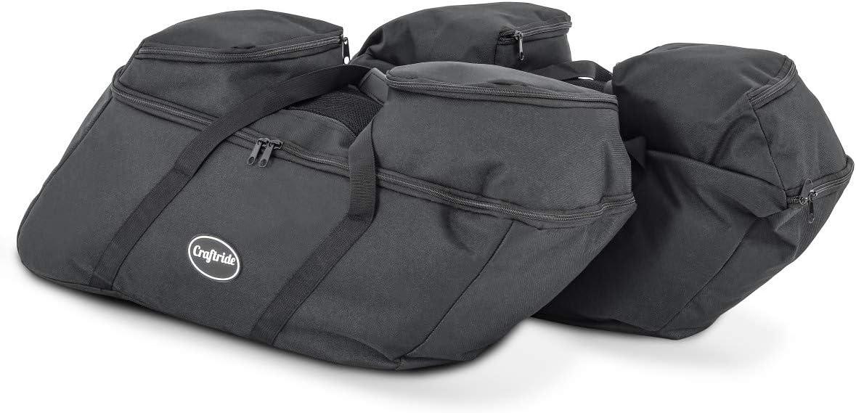 Bolsas Interiores de alforjas para Harley Davidson Electra Glide Classic SP4