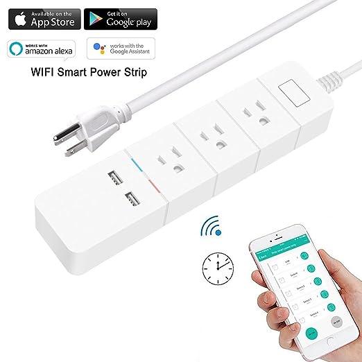 Review GOXMGO WiFi Smart Power