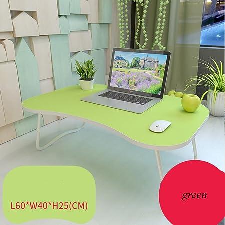 YNN TABLE Escritorio de la computadora Mesa plegable Mesa de ...