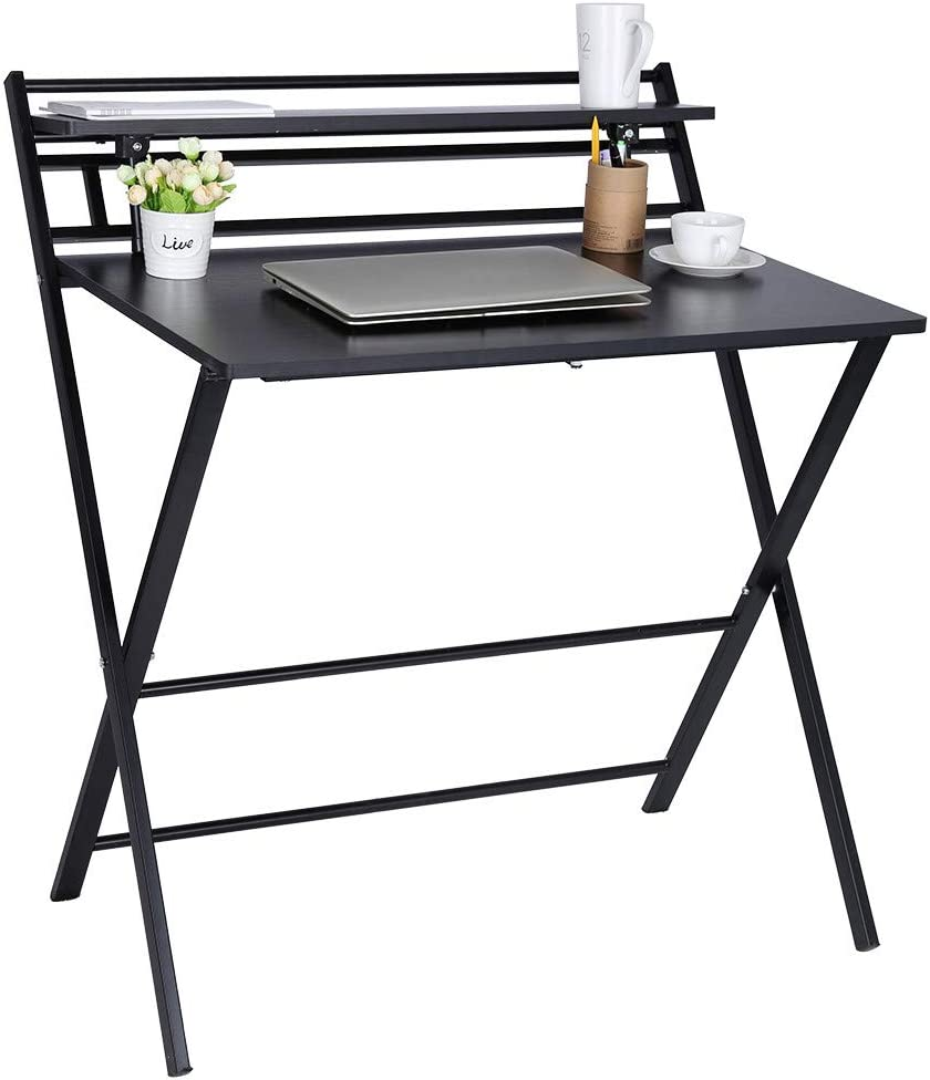 Amazon.com: Portable Folding Desk - 46 Layer Folding Study Desk