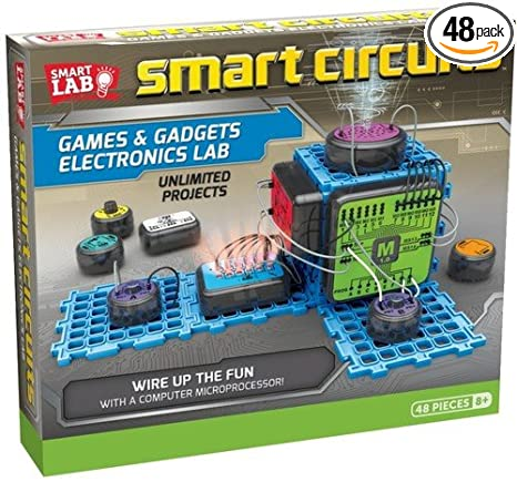32044081b3df Amazon.com  SmartLab Toys Smart Circuits Games   Gadgets Electronics ...