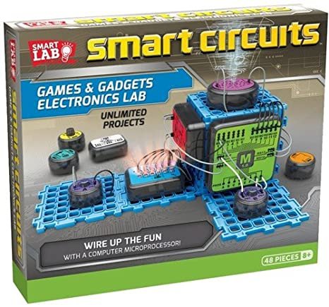 amazon com smartlab toys smart circuits games \u0026 gadgets electronics