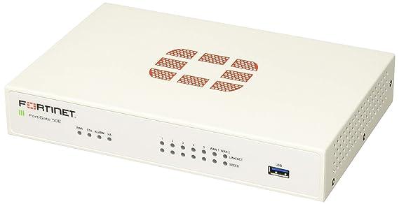 Buy Fortinet FortiGate-50E / FG-50E Next Generation (NGFW