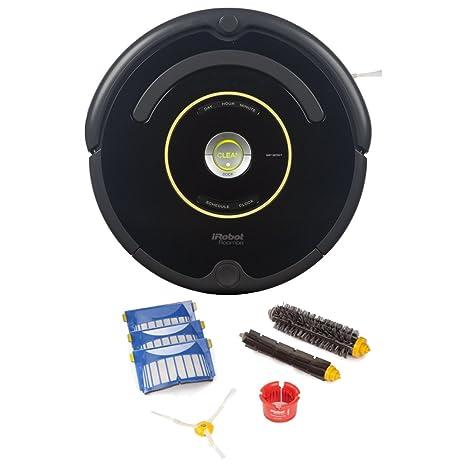 Irobot Roomba 650 Robot.Irobot Roomba 650 Robotic Vacuum Cleaner W Replenishment Kit