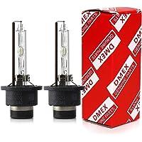 $27 » DMEX D2S - 35W - 4300K Warm White Xenon Headlight HID Bulbs 66240 66040 85122…