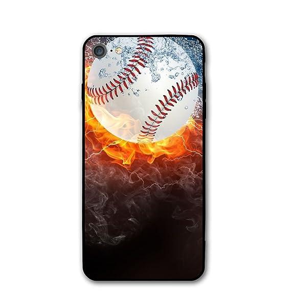 Amazon Com Baseball Wallpaper Iphone 7 Case Iphone 8 Case