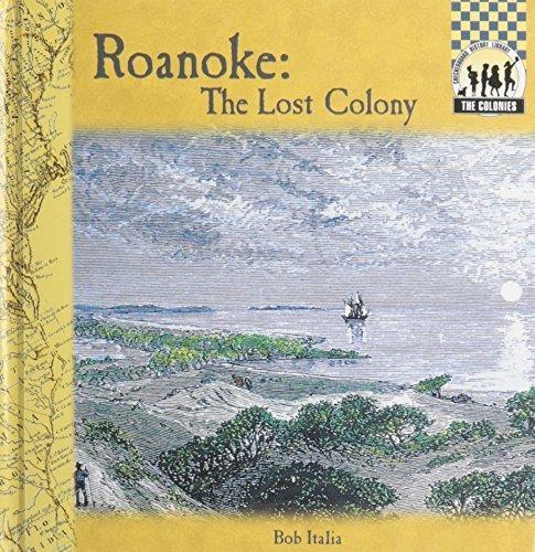 Roanoke Colony (Colonies) by Bob Italia - Roanoke Mall Shopping