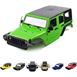 lnl cherokee xj hard plastic body kit 313mm for traxxas trx 4 axial scx10 rc4wd tf2. Black Bedroom Furniture Sets. Home Design Ideas
