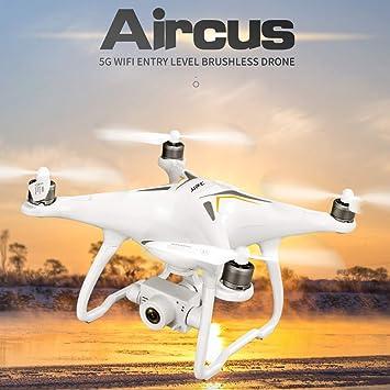 Leslaur JJR/C X6 GPS Drone RC sin escobillas con cámara 5G Gran ...