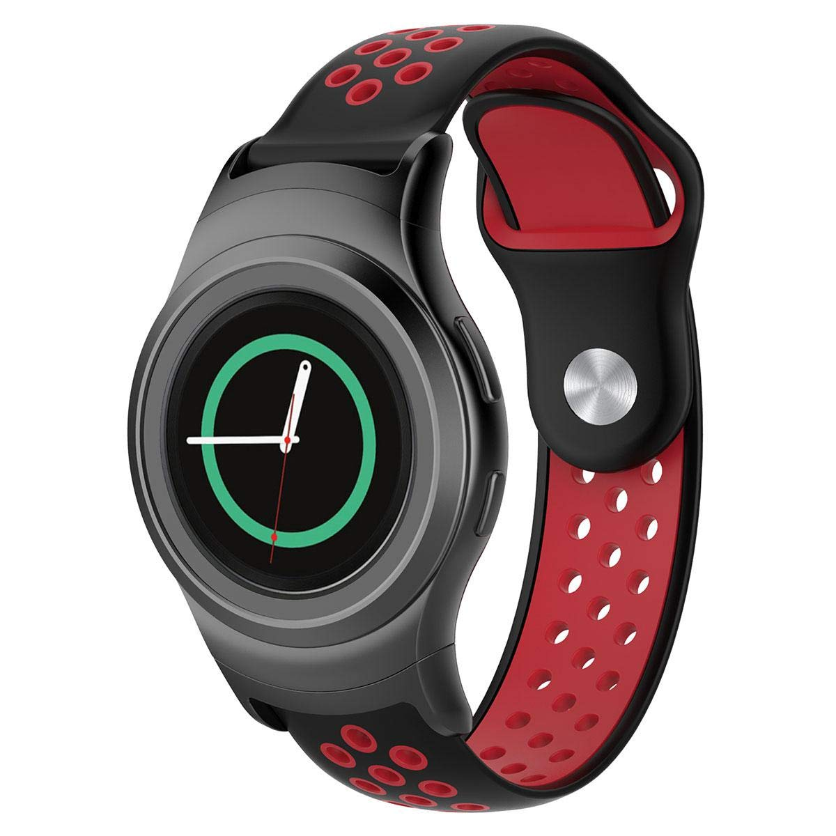 AOLVO - Correa de Silicona para Reloj Inteligente Samsung Gear S2 ...