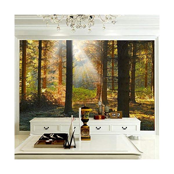 Poster-Gigante-Trave-di-legno-Poster-Murales-smontabili-3D-Murale-in-per-la-casa-per-Soggiorno-Camera-da-Letto-Sala-da-Pranzo-Formato-personalizzato-350X250cm-137-98inch