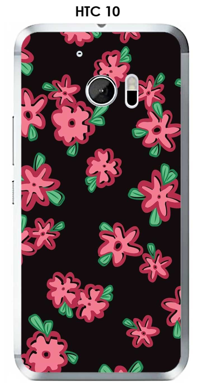 Carcasa HTC 10 Design T ITES flores del Soir: Amazon.es ...