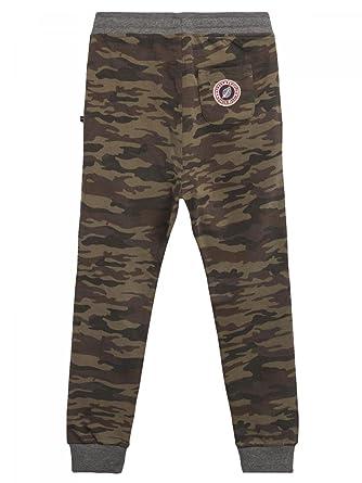 Sweet Pants-Pantalon de Jogging Kid Loose Print Camouflage Kaki ado Mixte dcc0a050591