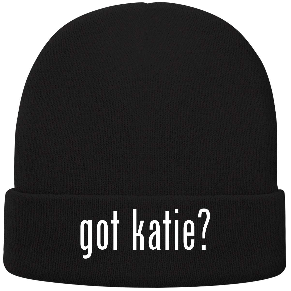 One Legging it Around got Katie? - Soft Adult Beanie Cap